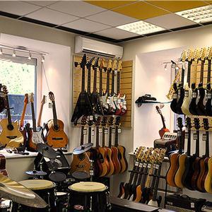 Музыкальные магазины Белгорода