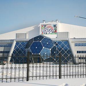 Спортивные комплексы Белгорода